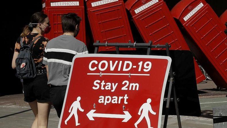 Общество: Эксперты призывают Лондон лучше подготовиться ко второй волне