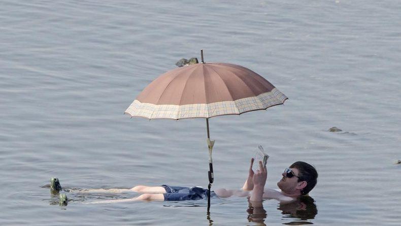 Общество: Европу накрыла первая волна жары