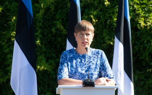 Общество: Президент Эстонии: Поправки к закону о дипломатах ущемляют геев