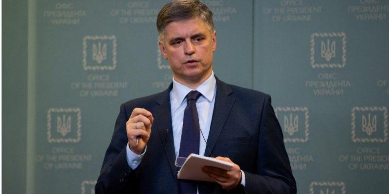 Общество: Зеленский назначил Пристайко послом Украины в Великобритании