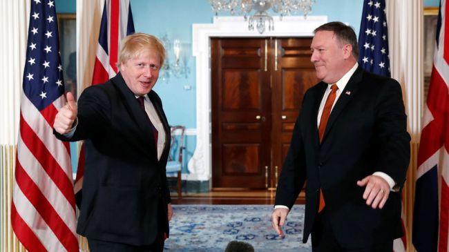 Общество: США и Британия идут к свободной торговле: намерения есть, соглашения нет