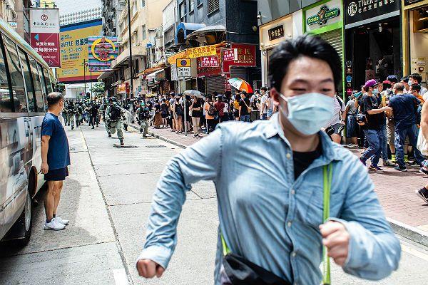 Общество: КНР приостановит выдачу беглецов из Сянгана в Австралию, Британию и Канаду