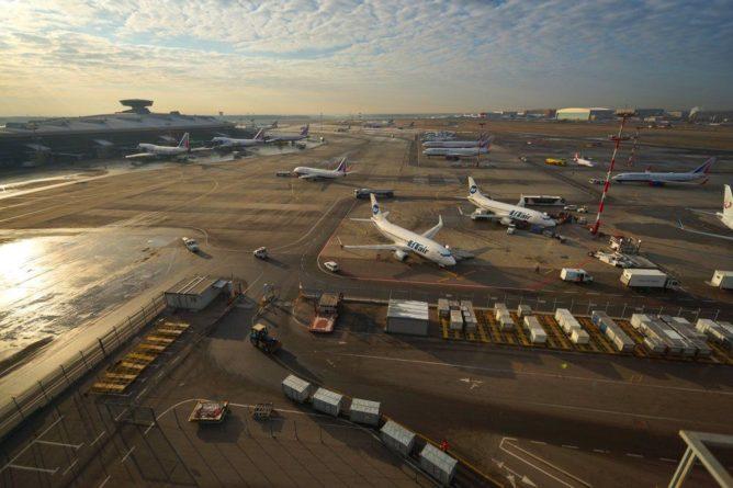 Общество: Аэропорт Внуково возобновит перелеты в Турцию и Великобританию в августе