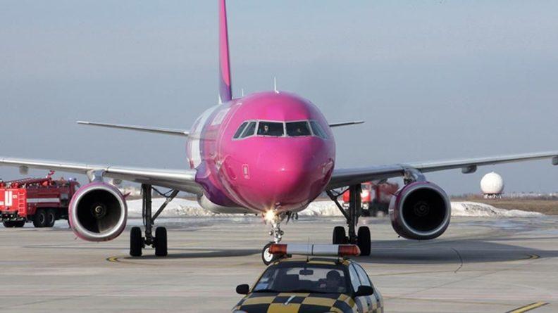 Общество: Лоукостер Wizz Air возобновит сообщение между Лондоном и Петербургом