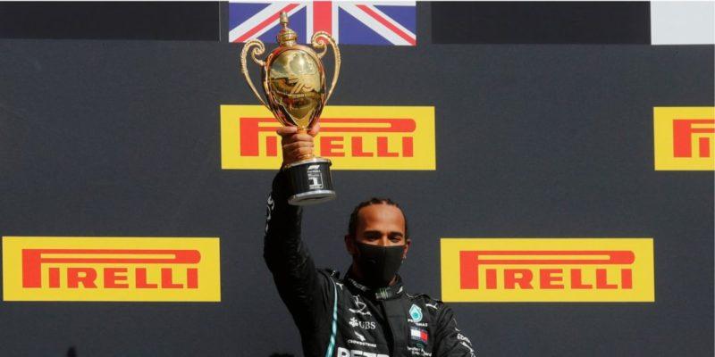 Общество: Формула-1. Определился победитель Гран-при Великобритании