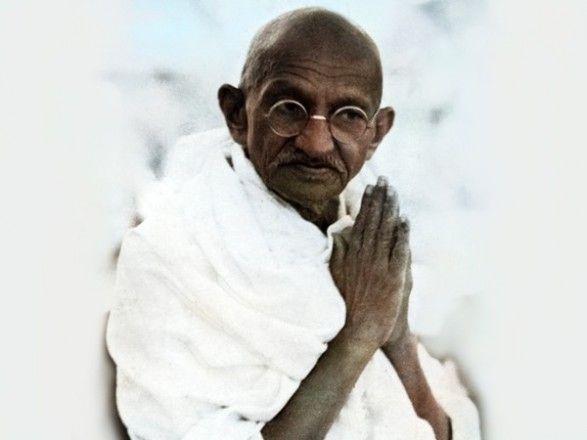 Общество: В Великобритании начнут чеканить монеты с изображением Махатмы Ганди