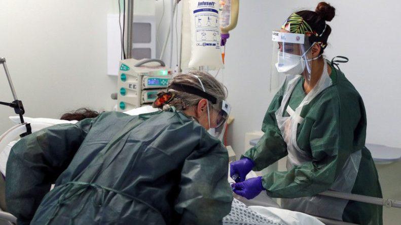 Общество: Число случаев коронавируса в Великобритании достигло 304 695