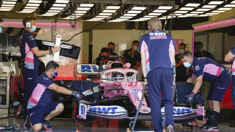 Общество: В Racing Point объяснили, почему Хюлькенберг не вышел на старт Гран-при Великобритании