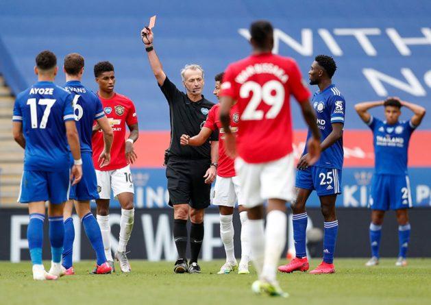 Общество: В Англии футбольные судьи будут удалять игроков, которые кашляют на соперников