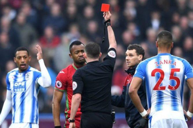 Общество: В Англии футбольным судьям разрешили удалять игроков, которые кашляют на соперников