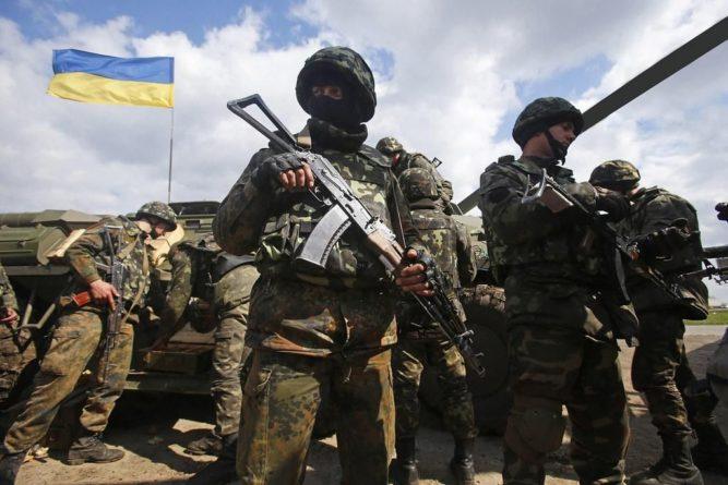Общество: Украинских солдат начали обучать инструкторы из Великобритании