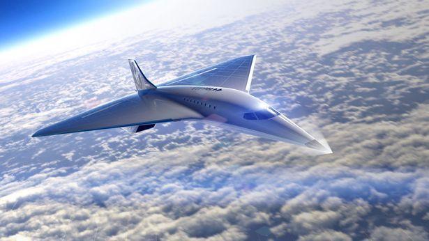Общество: Из Лондона в Нью-Йорк можно будет долететь за 90 минут