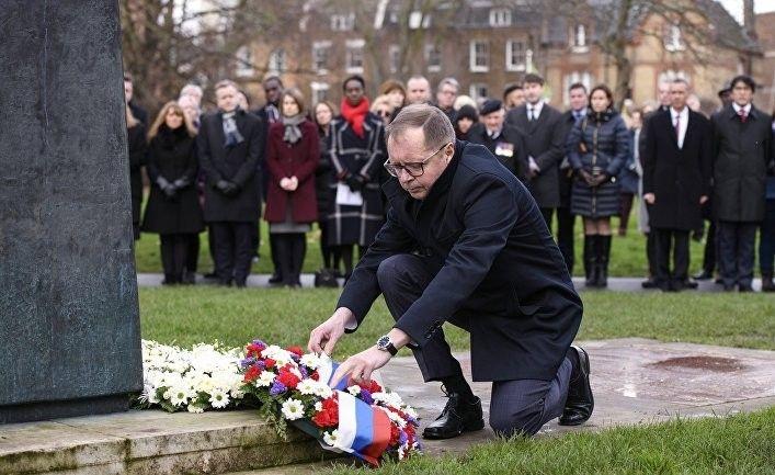 Общество: The Daily Mail: Посол РФ в Британии предупредил о «заморозке» в отношениях с Лондоном