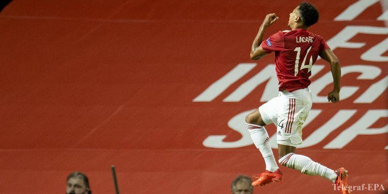 Общество: Манчестер Юнайтед – ЛАСК 2:1 Видео голов и обзор матча - ТЕЛЕГРАФ