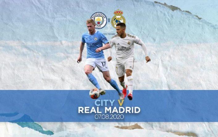 Общество: Манчестер Сити - Реал: анонс матча