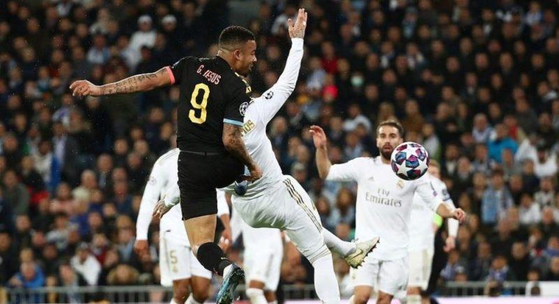 Общество: Манчестер Сити - Реал: онлайн-трансляция матча Лиги чемпионов