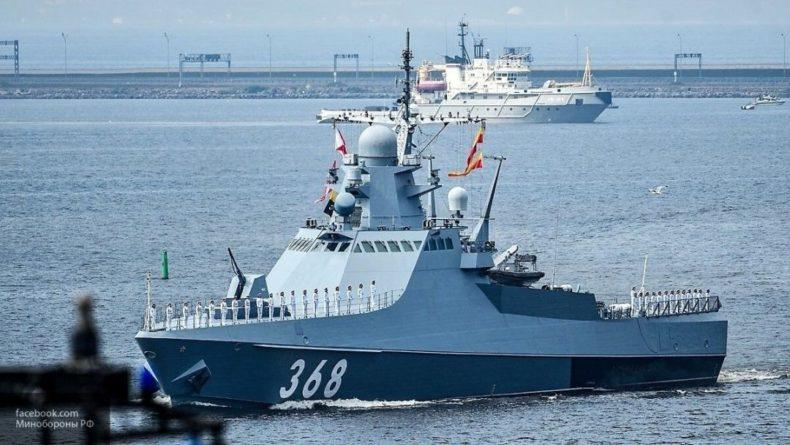 Общество: Самолеты ВВС Великобритании сопроводили корабль ВМФ РФ в Северном море