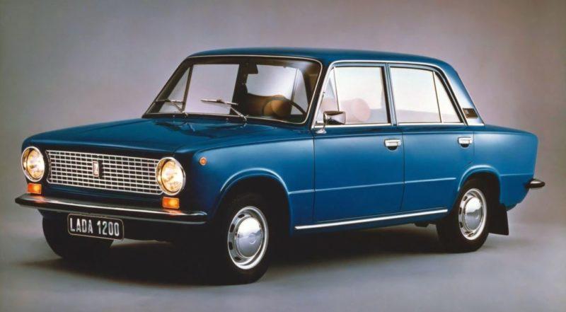 Общество: Британцы назвали ВАЗ-2101 главным автомобилем России