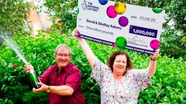 Общество: Потерявший работу англичанин на следующий день выиграл в лотерею £1 млн
