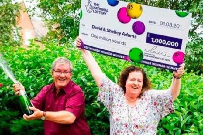 Общество: Британец потерял работу, а на следующий день выиграл в лотерею
