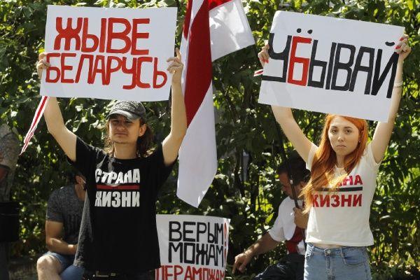 Общество: Великобритания и ПАСЕ осудили выборы в Белоруссии