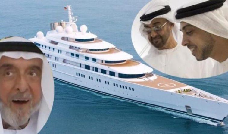 Общество: Дворцы, яхты, футбол...Суд в Лондоне рассматривает дело о расточительстве эмира ОАЭ