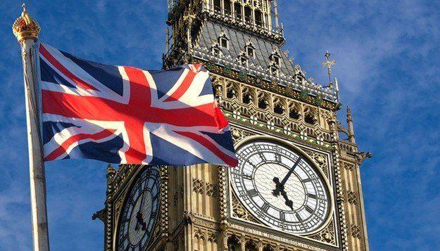 Общество: Экономика Великобритании обвалилась до 65-летнего минимума