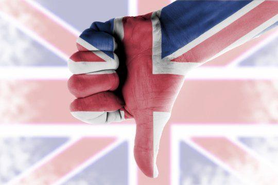 Общество: В Великобритании зафиксирован рекордный экономический спад