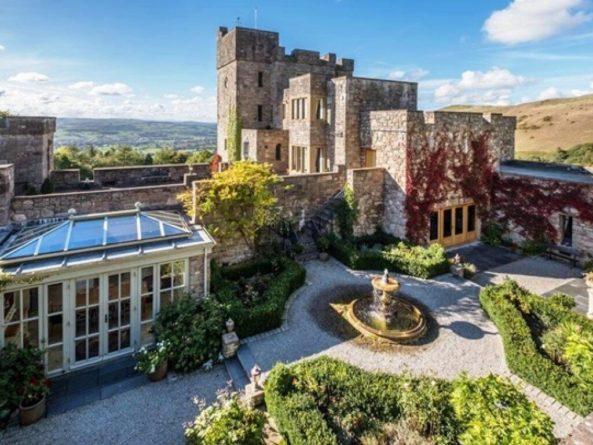 Общество: В Великобритании решили продать с молотка замок с неожиданным бонусом