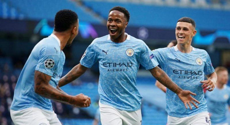 Общество: Манчестер Сити - Лион: онлайн-трансляция матча Лиги чемпионов