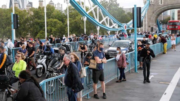 Общество: В Лондоне сломался знаменитый Тауэрский мост