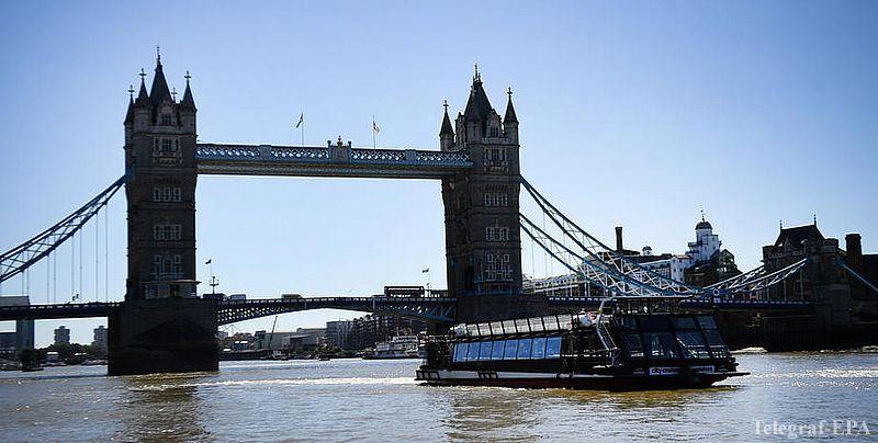 Общество: В Лондоне заклинило знаменитый Тауэрский мост - ТЕЛЕГРАФ