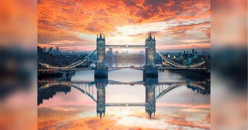 Общество: В Лондоне сломался знаменитый Тауэрский мост: фото и видео с места ЧП