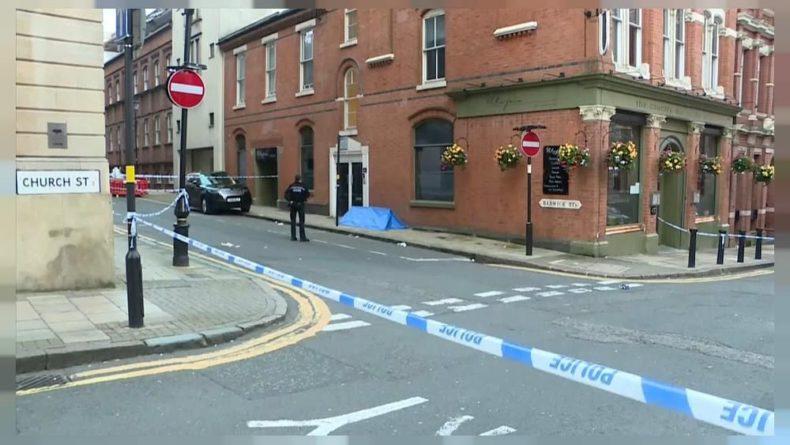 Общество: Нападение в Бирмингеме - не теракт?