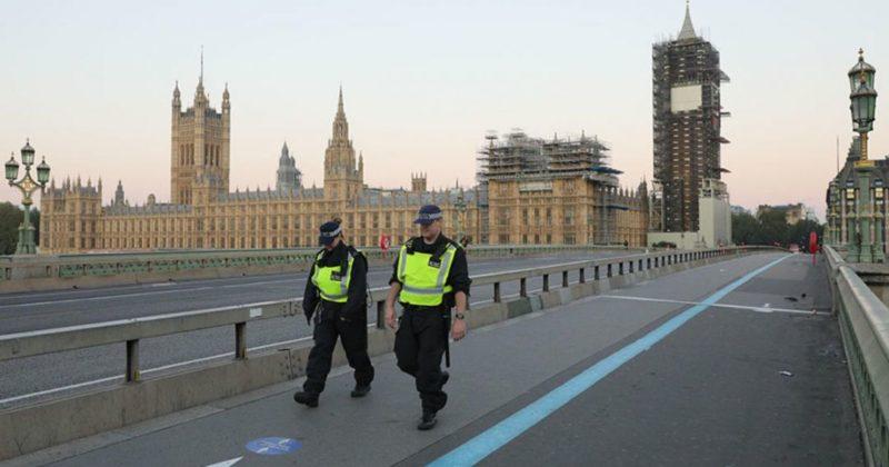 Общество: Землетрясение магнитудой 4 произошло в Лондоне