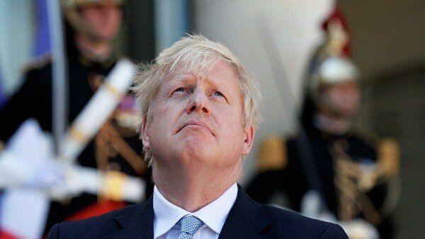 Общество: Джонсон опасается, что ЕС стремится разделить Великобританию