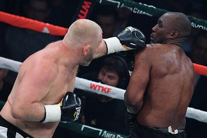 Общество: Нокаутированный Харитоновым британец завершил боксерскую карьеру