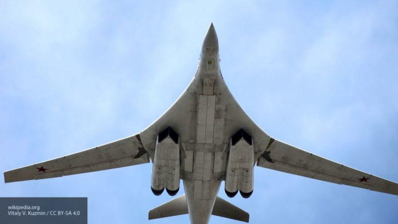 Общество: Ту-160 ВКС РФ пролетели у Лондона в ответ на провокации НАТО у Черного моря