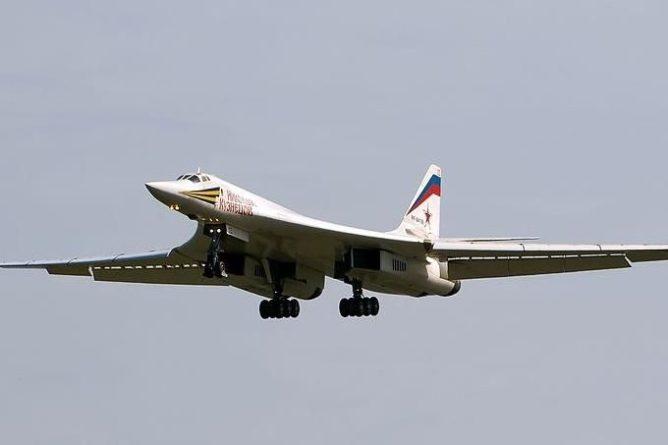 Общество: Российские Ту-160 могут нанести удар по Лондону в ответ на провокации ВВС США и НАТО