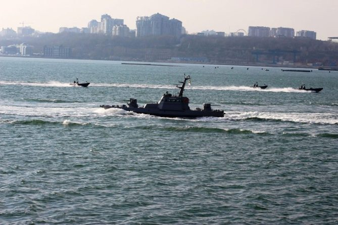 Общество: В Черное море вошел корабль ВМС Великобритании