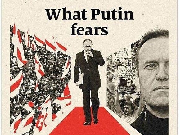 Общество: Британия и США призвали расследовать события в Белоруссии и «дело Навального»