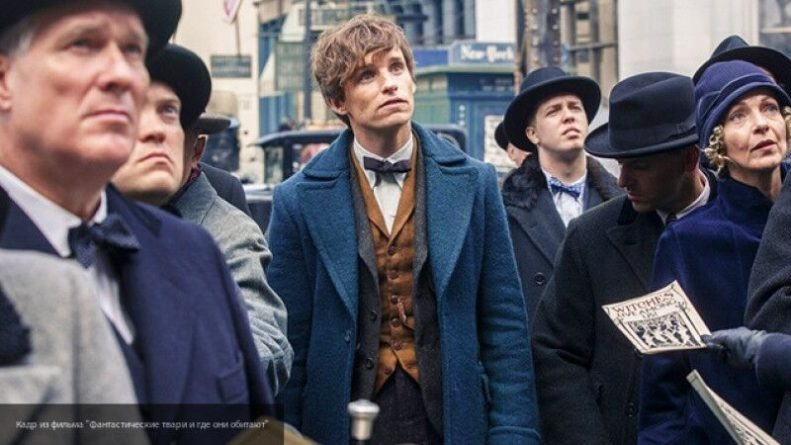 """Общество: Съемки третьей части """"Фантастических тварей"""" возобновились в Лондоне"""
