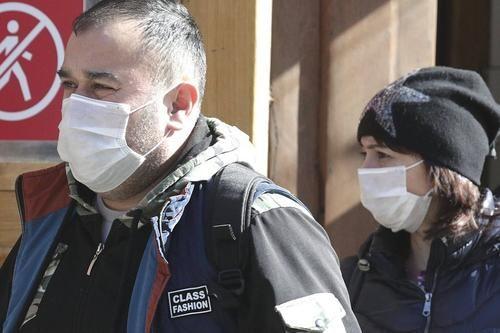 Общество: Жители Великобритании заплатят 200 фунтов за отсутствие маски