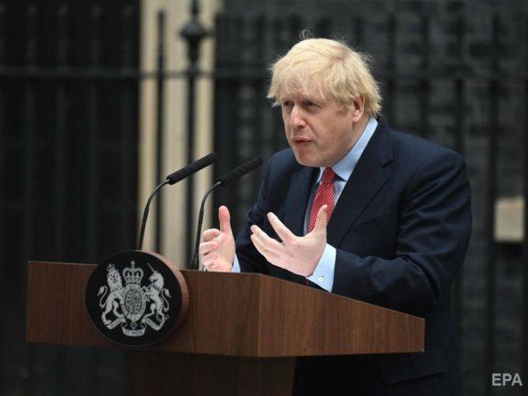 Общество: Джонсон призвал установить правду о происхождении коронавируса, но не для того, чтобы кого-то обвинить в пандемии