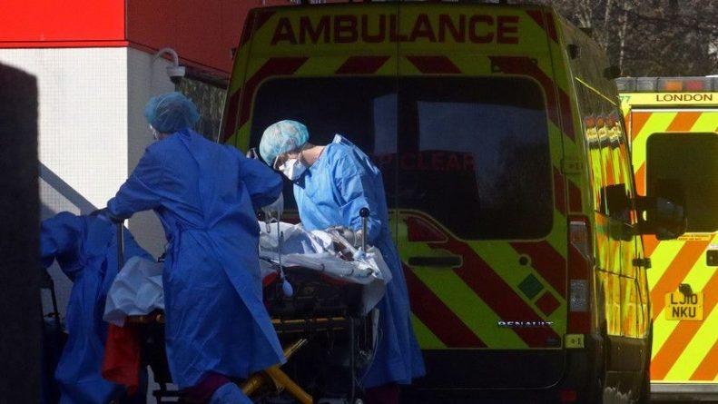 Общество: В Британии число случаев коронавируса превысило 434 тысячи