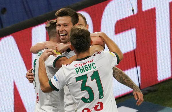 Общество: «Локомотив» победил ЦСКА в московском дерби девятого тура РПЛ