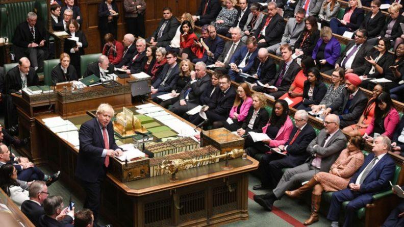Общество: Британский парламент поддержал принятие закона, который меняет условия Brexit