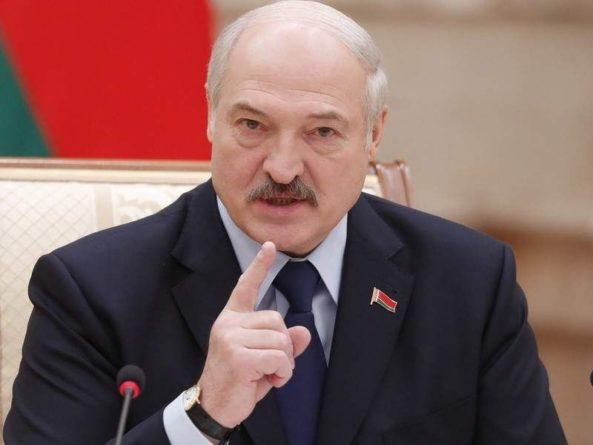 Общество: Против Лукашенко и его окружения ввели санкции Великобритания и Канада