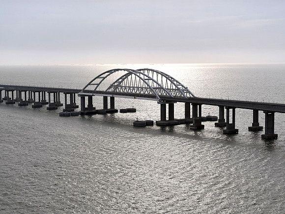 Британия ввела санкции против участников строительства Крымского моста