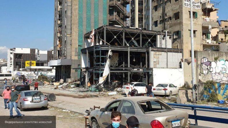 Общество: Ученые из Британии назвали взрыв в Бейруте одним из сильнейших в истории